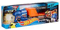 """Hot Wheels Y0177 Y1868  трейлер """"Краш-тест"""" , фото 1"""