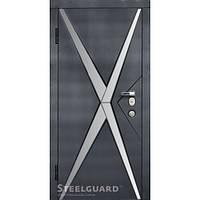 Квартирные Двери Steelguard Star Chrome
