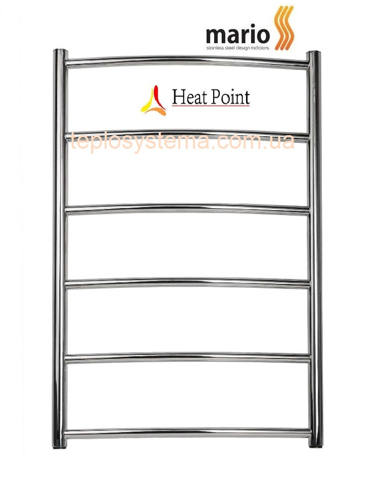 Полотенцесушитель MARIO Классик HP 1550x530/500 (Heat Point) водяной