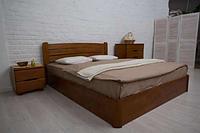 Кровать деревянная София V с подъемной рамой /  Ліжко дерев'яне Софія V з підйомною рамою