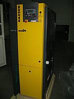 Компрессор винтовой бывший в эксплуатации - 1200 л/ мин, 11 атмосфер, с осушителем и ресивером