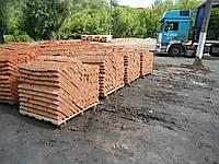 Кирпич строительный керамический полнотелый М-100