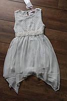 Платье для девочек 4- 10 лет