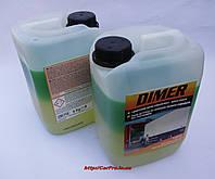 Активная автомобильная пена DIMER Atas Высококонцентрированное щелочное моющее средство. 5л.