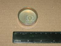 Заглушка блока цилиндров ГАЗ дв.405,406,409,514 (тарелка) (покупн. ЗМЗ). 406.1002030