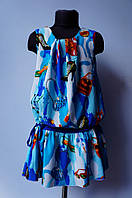 Платье дев. мери (шифон)