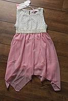 Платье для девочек 4- 6 лет