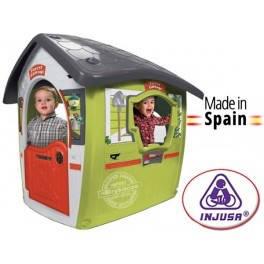 Детский игровой домик Форрест Коттедж лесника Injusa 2035, фото 2