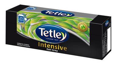 Чай черный Tetley Intensive Earl Grey, 25п.х2г