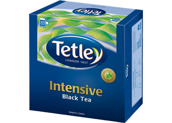 Чай черный Tetley Intensive Black Tea, 100п.х2г, фото 2