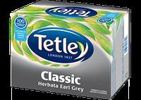 Чай черный Tetley Classic Earl Grey, 100п.х2г