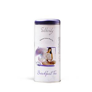 Чай черный цейлонский листовой Silkenty Breakfast Tea, 100г