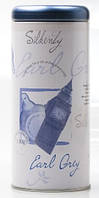 Чай черный цейлонский листовой Silkenty Earl Grey, 100г