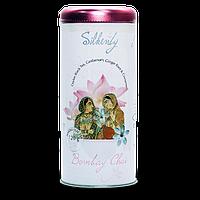 Чай черный цейлонский листовой Silkenty Bombay Chai, 120г