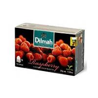 Чай черный Dilmah Малина, 20п.1,5г