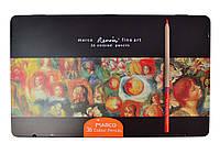 Карандаши цветные Marco 36 цветов Renoir Fine Art