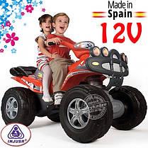 Детский электроавтомобиль внедорожник Injusa 663, фото 2