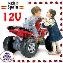 Детский электроавтомобиль внедорожник Injusa 663, фото 3