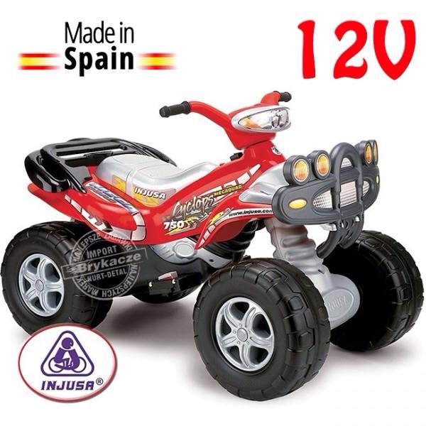 Детский электроавтомобиль внедорожник Injusa 663