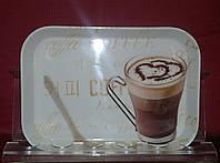 """Поднос мини """"Кофе"""" 30 х15 см"""