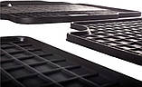 Резиновый водительский коврик в салон Mitsubishi ASX 2010- (STINGRAY), фото 2