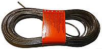 Трос бельевой в оплетке d- 4 мм