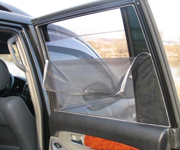Белая антимоскитная сетка, универсальная, для автомобилей, ширина  0,9 м