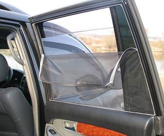 Белая антимоскитная сетка, универсальная, для автомобилей, ширина  0,9 м, фото 2