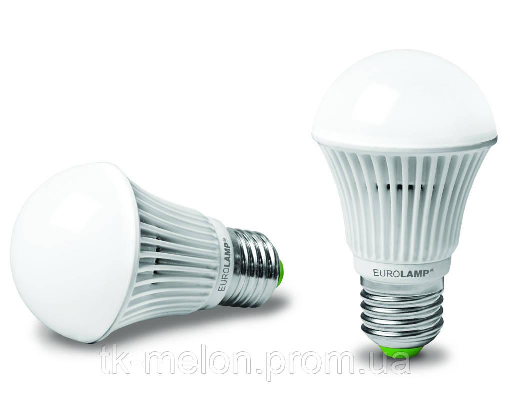LED Лампа ALUM A60 10W E27 2700К