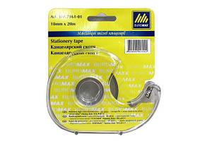 Скотч 18мм*20м в диспенсере BUROMAX  BM 7161-01