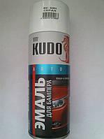 Краска для бамперов по пластику KUDO (Серый)