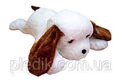 Мягкая игрушка Собака Тузик 90 см. Белый