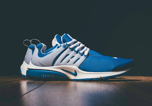 Кроссовки мужские Nike Air Presto  Blue/White