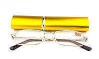Очки для зрения в футляре с диоптриями Ochi