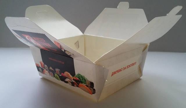 Производство упаковок для фаст фуда 11