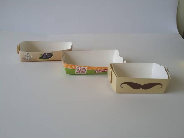 Производство упаковок для фаст фуда 12