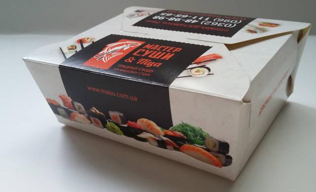 Производство упаковок для фаст фуда 17