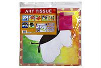 Картинка самоделка 23,5 * 23,5 см + клей, кисточка 80