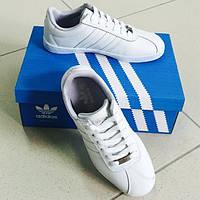 Кроссы Adidas Gazelle белые