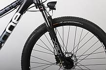 Велосипед горный CONE RACE 3.9 alu 17 Altus , фото 3