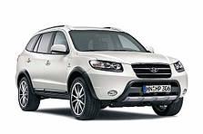 Хром пакет для Hyundai Santa Fe (2006-2012)
