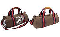 Сумка спортивная Converse ALL STAR коричневый Коричневый