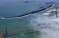 Літак Solar Impulse 2 завершив в США 12-й етап кругосвітньої подорожі