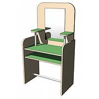 """Стенка игровая 12 """"Парикмахерская"""". Мебель для школы. Мебель для детского сада"""