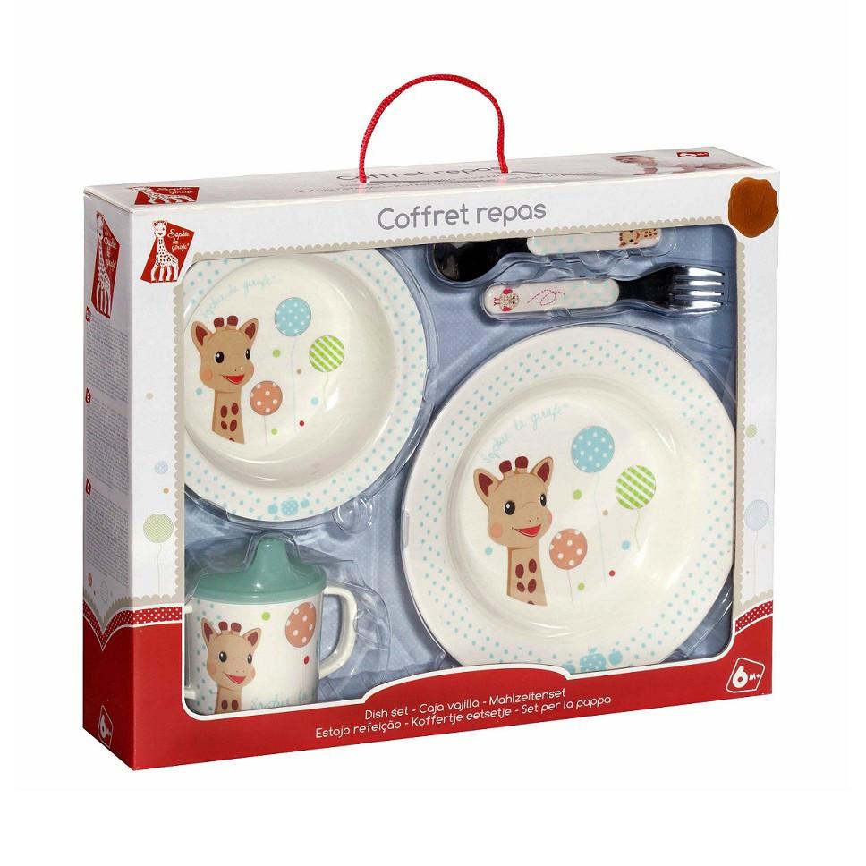 Vulli - Набор детской посуды Balloons