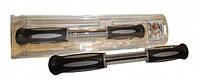 Эспандер силовой прут Power Exerciser PS 510TR(A) (металл, ручка пластик, резина, l-35,5см,d-3,8мм)