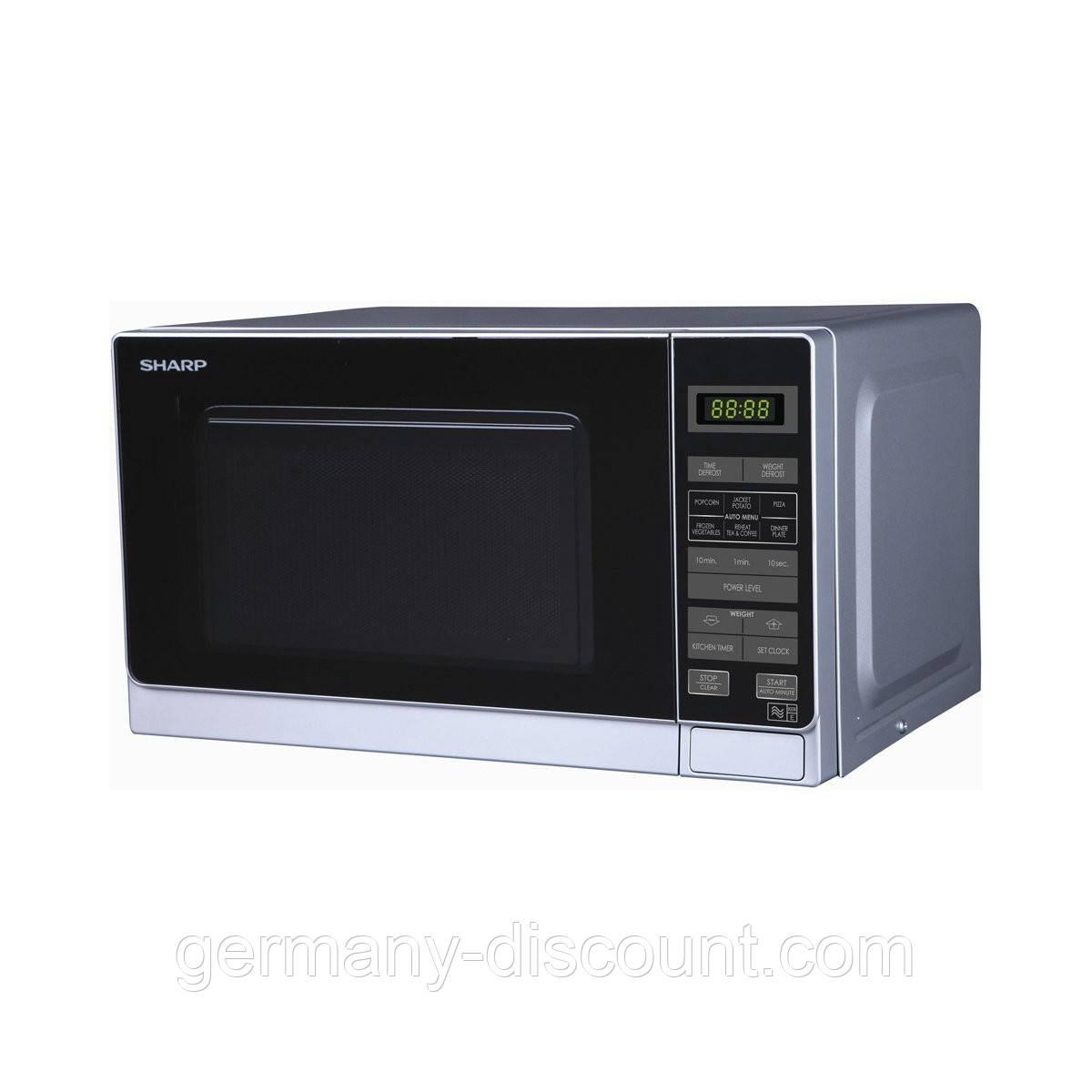 Микроволновая печь с сенсорным управлением, Sharp R-272(W)M