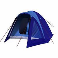 Палатка туристическая 4-х местная coleman 1004, фото 1