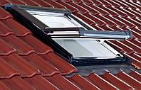 Мансардное центрально-поворотное окно Designo R4
