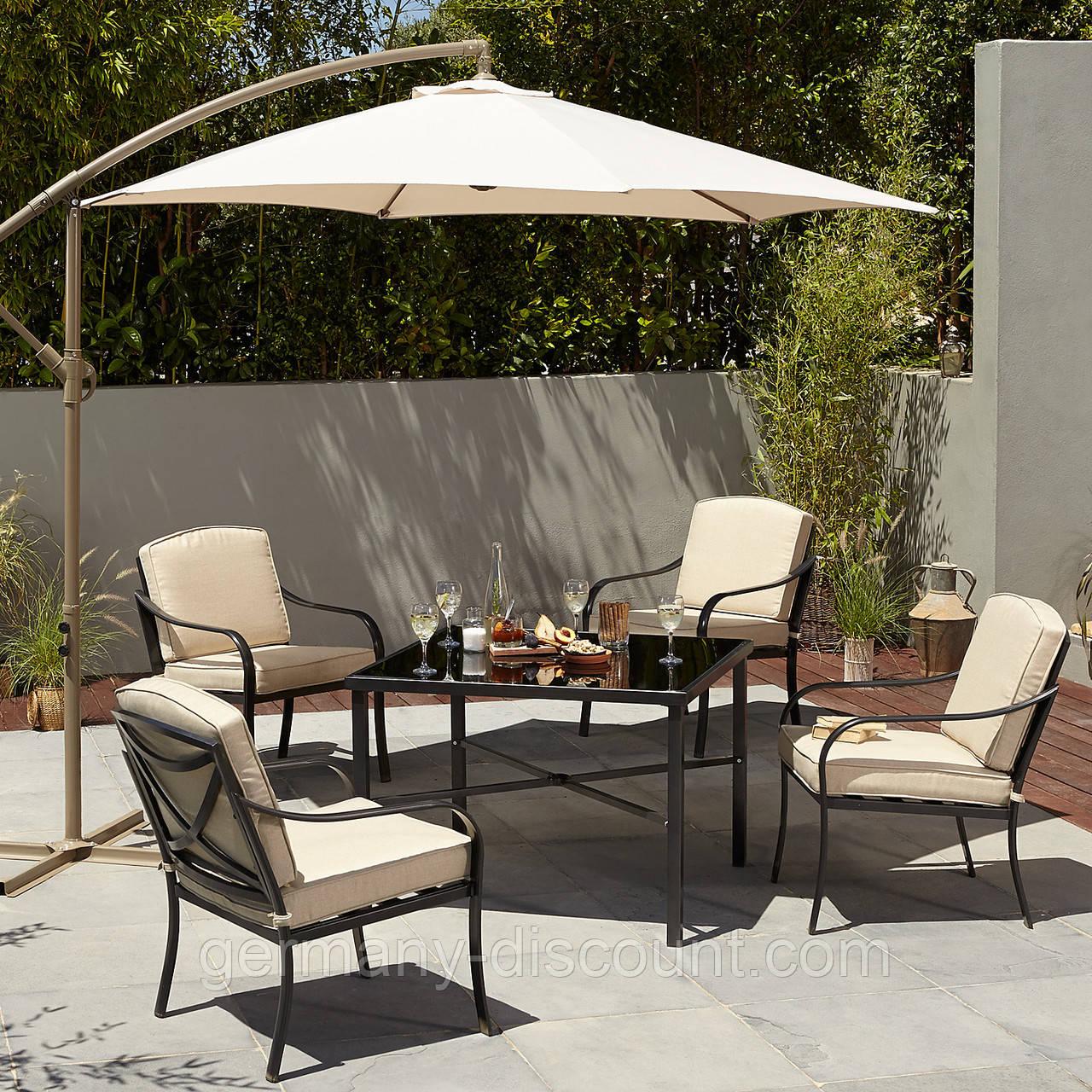 Зонт садовый 3.0M Leanover Parasol Linen